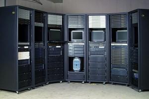 สวิทช์ KVM แบบติดตั้งเข้า rack
