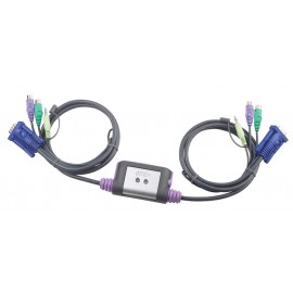 CS62A 2 port PS/2 audio