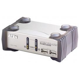 CS1732 2-port PS/2 USB KVMP