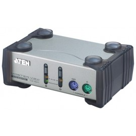 ATEN 2-port PS/2 Desktop KVM Switch