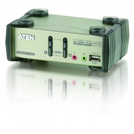 Aten 2-port PS/2 USB KVMP Switch