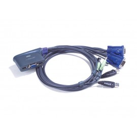 ATEN 2-port USB KVM Cable 0.9 m