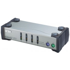 CS84A 4-port PS/2 KVM