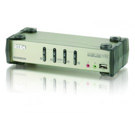 CS1734B 4 port PS/2 USB KVMP