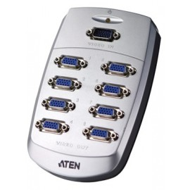ATEN VGA Splitter 8-Port  Wall Plate (250MHz)