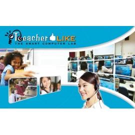 Teacher Like ระบบสื่อการสอนในห้องคอม