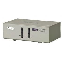 Aten 2 port USB KVM Switch with Audio