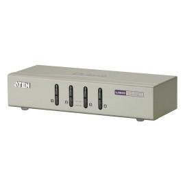 Aten 4 port USB KVM Switch with Audio