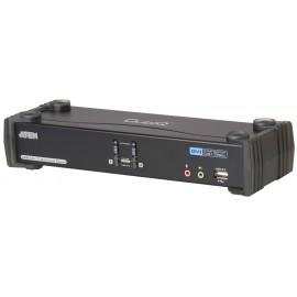 2-Port USB DVI Dual Link KVM Switch