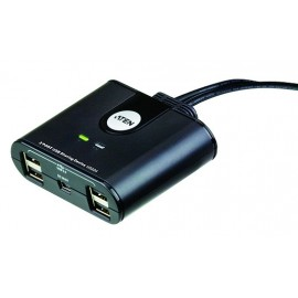 2-Port USB Peripheral Sharing Device