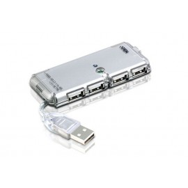 ATEN USB 2.0 Hub 4 port with adapter