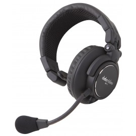 Single-Ear Headsets with Microphones