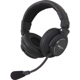 Double-Ear Headsets with Microphones