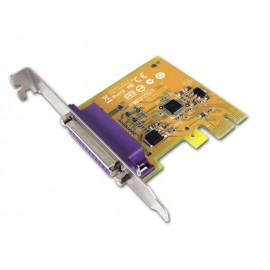 1 port IEEE1284 Parallel PCI Express Card
