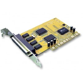 4 ports RS-232 Universal PCI Serial Board