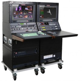 HD/SD 12-CHANNEL MOBILE VIDEO STUDIO