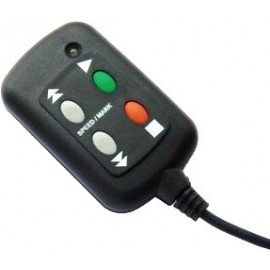 Wired Remote Control for TP range of Prompters