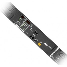 Eco PDU 24 Outlet 0U Rack [Outlet Level monitoring] with Proactive Overload (C13x21, C19x3) | ATEN