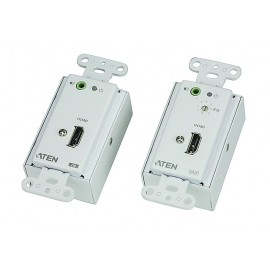 HDMI Over Cat 5 Extender Wall Plate