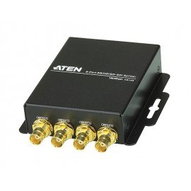 6-Port 3G/HD/SD-SDI Splitter