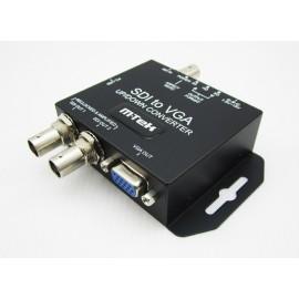 SDI to VGA Converter with Scaler