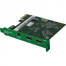 Auxiliary Card for TVS-1000 / TVS-1200