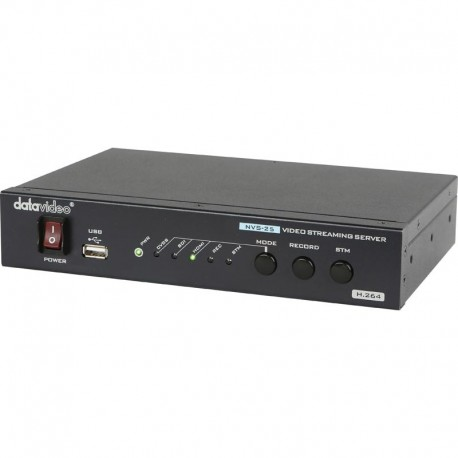 H.264 Video Streaming Server / Recorder