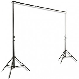 Chromakey Cloth Stand for Green and Blue Screen Productions
