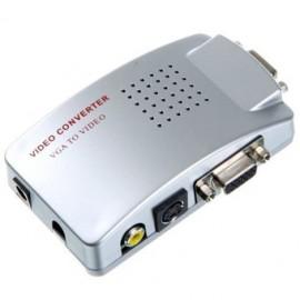 VGA to Composite Video Converter