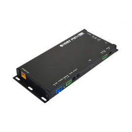 HDMI over HDBaseT Slimline Transmitter with USB and Optical Audio Return