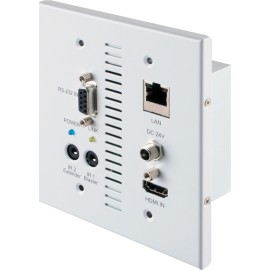HDMI over CAT5e/6/7 Transmitter with Bi-directional 24V PoC