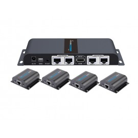 HDMI Splitter & Extender over Cat6/6a/7