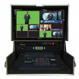 4 CH HD Mobile Studio
