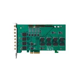 8-Port SDI Capture Card 1080p@60Hz Hardware Compression