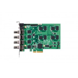 4-Port SDI Capture Card 1080p@30Hz Hardware Compression