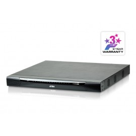 1-Local/2-Remote Access 32-Port Cat 5 KVM over IP Switch with Virtual Media