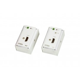 HDMI/Audio Cat 5 Extender with MK Wall Plate (1080p @ 40m)