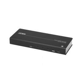 4-Port 4K HDMI Splitter