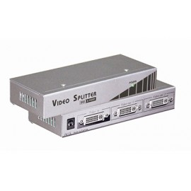 DVI Video Splitter 2-Port