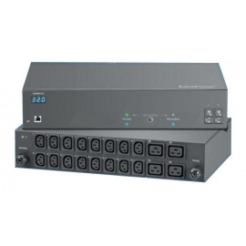 Intelligent Switched PDU 32A : C13 x 16 + C19 x 4