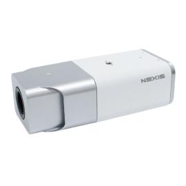 3x Wide-Angle Optical Zoom IP Camera