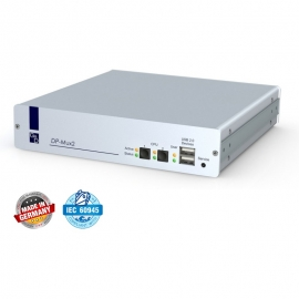 2 Port 4K UltraHD DisplayPort™ 1.2 & DVI KVM Switch