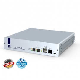 2 Port 4K UltraHD DisplayPort™ 1.2 KVM Switch