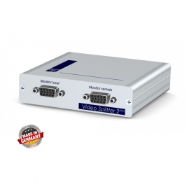VideoSplitter 2plus - Double or extend and amplify one VGA signal