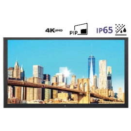 "Professional and Versatile 16:9 (4K / FHD) 55"" LED Monitor"