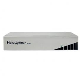 8-Port Video Splitter, Cascadable