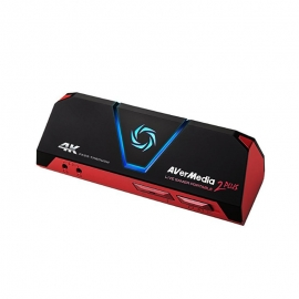 อุปกรณ์แคสเกมส์ AVerMedia Live Gamer Portable 2 Plus รองรับ 4K Pass Through
