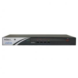 4-Port Rackmountable USB-PS/2 KVM Switch w/ OSD, Daisy-Chainable