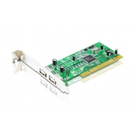 2-Port USB 2.0 PCI Card
