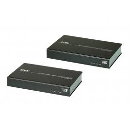 4K HDMI HDBaseT Extender with ExtremeUSB® (4K@100m) (HDBaseT Class A)